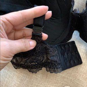 Victoria's Secret Intimates & Sleepwear - VS black lace back
